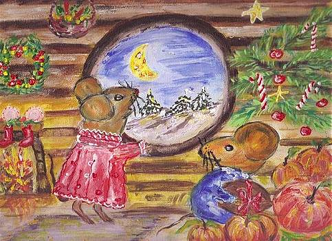 Christmas in Miceland  by Mary Sedici