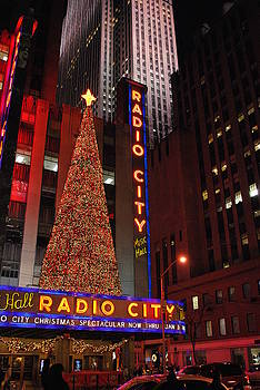 Christmas in New York by Grace Matson