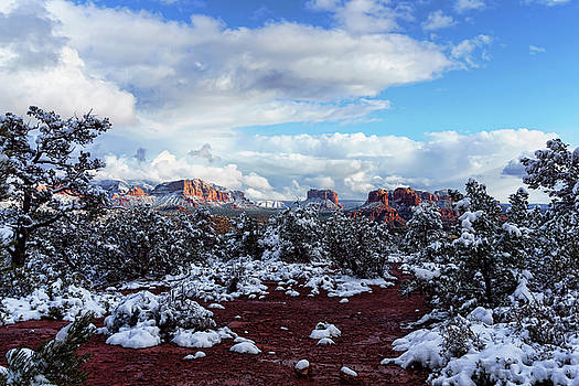 Christmas In Sedona by Ryan Seek