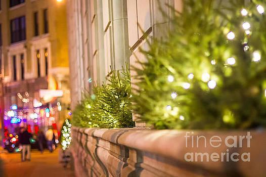 Christmas in St Paul by CJ Benson