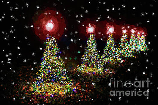 Christmas is in the Air by Bonnie Barry
