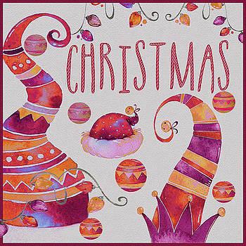 Christmas by Jeff Burgess