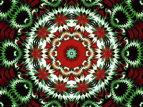 Mike Breau - Christmas Kaleidoscope Series-Theme 2