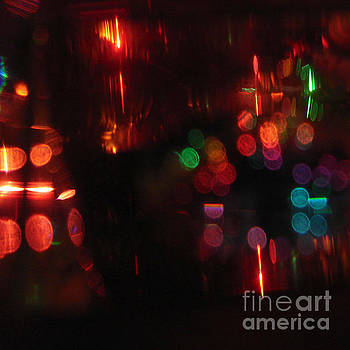 Christmas Lights by Kristi Kruse