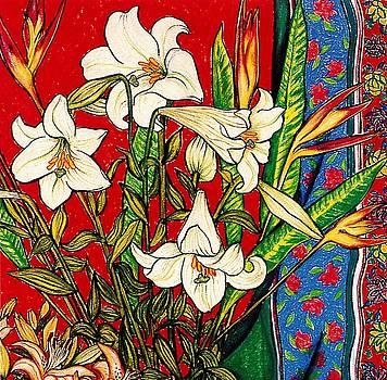Richard Lee - Christmas Lilies