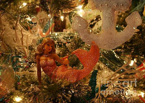 Christmas Mermaid by Lynn Jackson