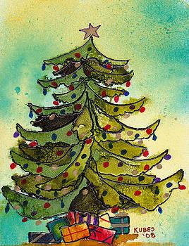 Christmas Morning 2008 by Susan Kubes