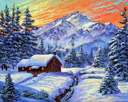 David Lloyd Glover - CHRISTMAS MORNING