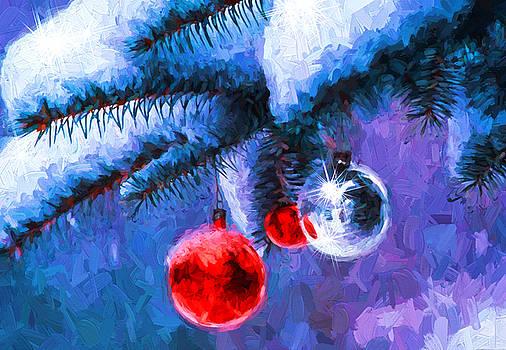 Christmas by Nabil REJAIBI