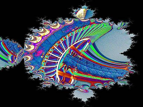 Tim Allen - Christmas Needle in Fractal
