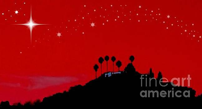 Jenny Revitz Soper - Christmas Night in L. A.