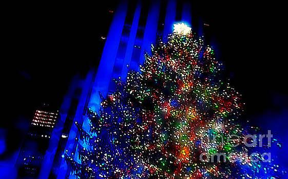 Mark Gilman - Christmas NYC 2016