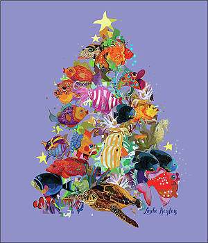 Christmas on the Reef by Linda Kegley