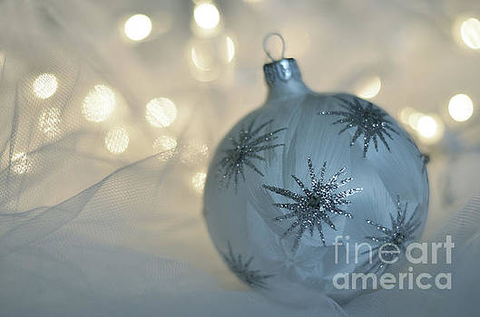 Christmas Ornament by Birgit Tyrrell