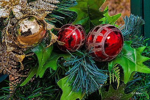 Christopher Holmes - Christmas Ornaments