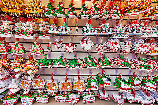Christmas Ornaments by Robert Meyers-Lussier