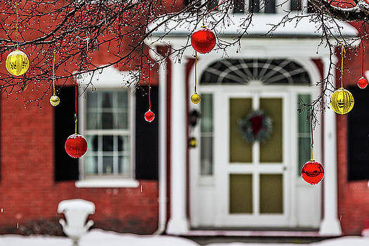 Christmas Ornaments by Tim Kirchoff