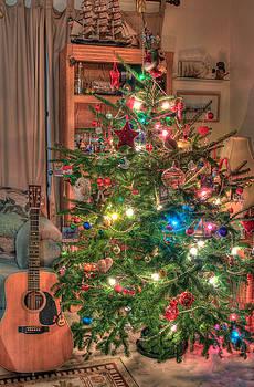 Christmas Past by John Rowe