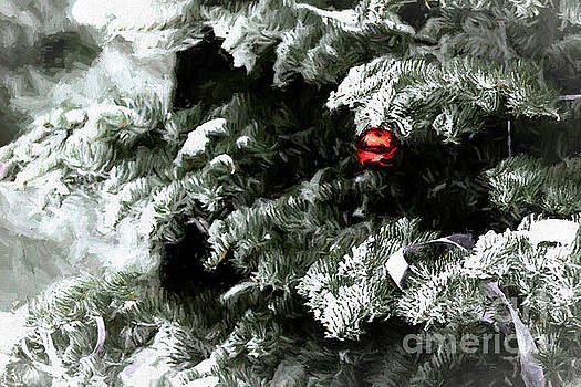 Christmas Pine by Pamela Moran