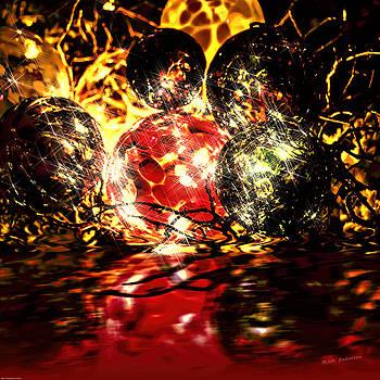 Mick Anderson - Christmas Rising