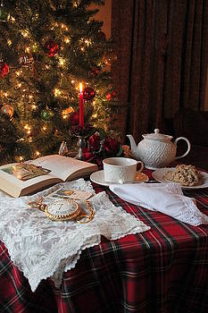 Christmas  by Sherry Hahn