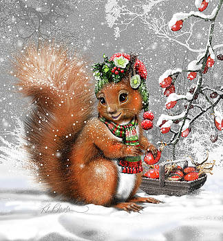 Christmas Shopping by Roz Paterson