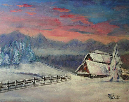 Winter Sky by Judie White