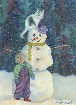 Christmas Snowman by Anne Havard