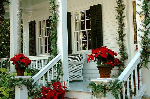 Susanne Van Hulst - Christmas spirit in Key West