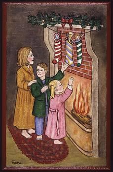 Linda Mears - Christmas Stockings