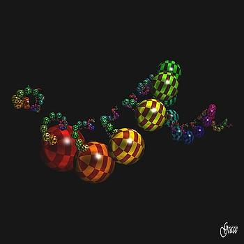 Christmas Strand by Julie Grace