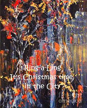 Sharon Williams Eng - Christmas Time in the City