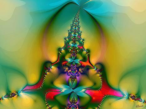 Christmas tree by Alexandru Bucovineanu