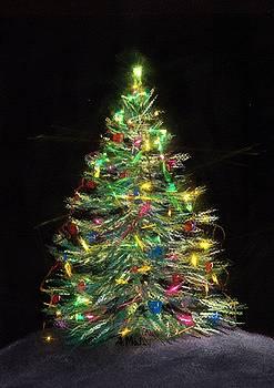 Anastasiya Malakhova - Christmas Tree - Illuminated