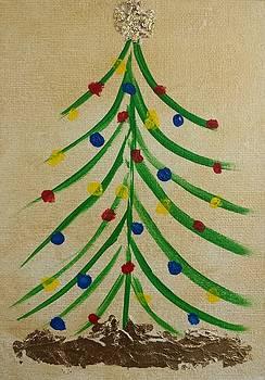 Christmas Tree by Judy Jones