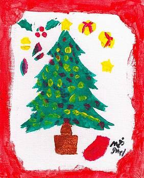 Artists With Autism Inc - Christmas tree