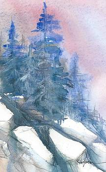 Christmas Tree by Robert Yonke