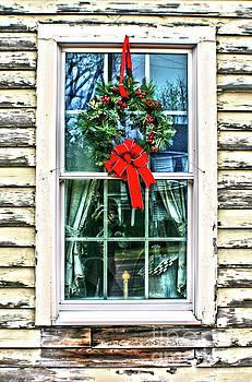 Sandy Moulder - Christmas Window