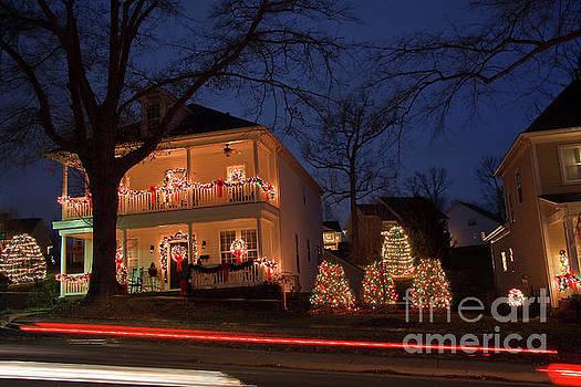 Jill Lang - Christmastown, USA