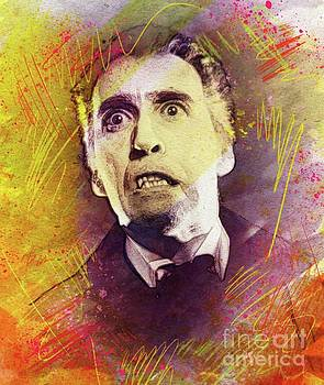 John Springfield - Christopher Lee, Dracula