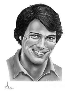 Christopher Reeve by Murphy Elliott