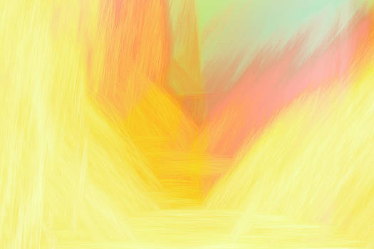 Chroma Canyons by Deborah Hughes