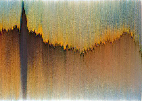 ChromaScape 2, after Monet by Robert A Gonsalves