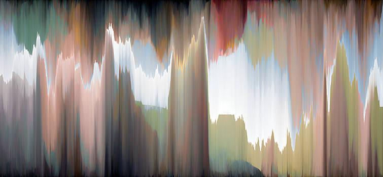 ChromaScape 3, after Michelangelo by Robert A Gonsalves