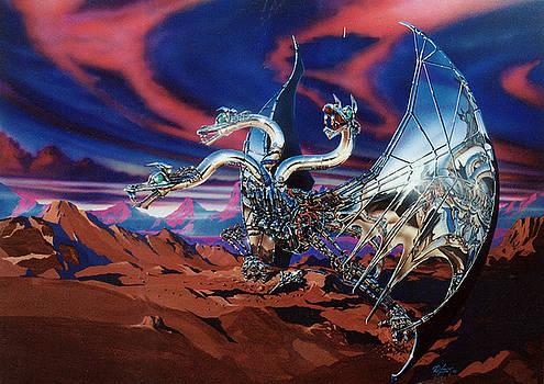 Chrome Dragon 99 by John DiLauro