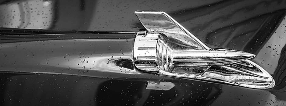 Chrome tip Black and white by Geoff Mckay