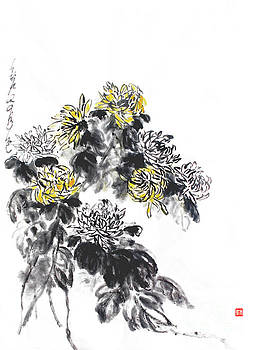 Nadja Van Ghelue - Chrysanthemums Are Lovely In Autumn