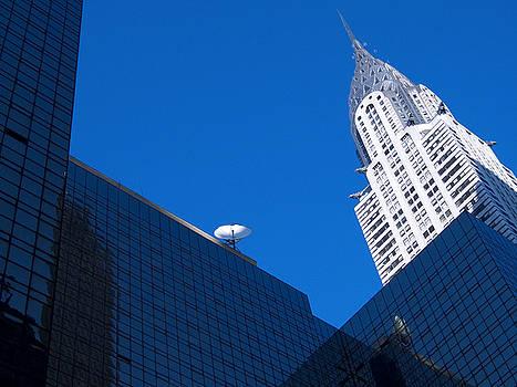 Chrysler Building by Andrew Kazmierski