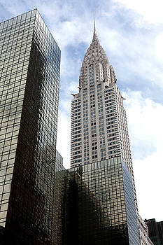 Art Block Collections - Chrysler Building NYC