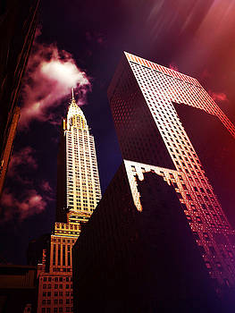 Chrysler Building by Vivienne Gucwa